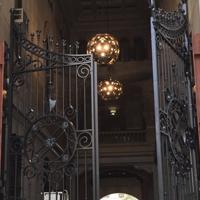 City Hall Gates